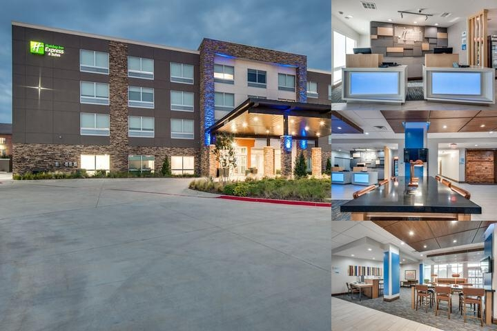 Holiday Inn Express & Suites Dallas North Addison photo collage