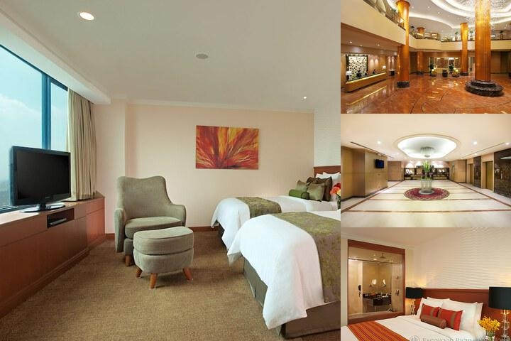 Eastwood Richmonde Hotel photo collage