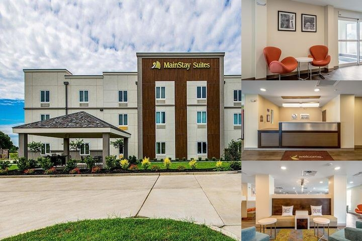 Mainstay Suites Geismar photo collage