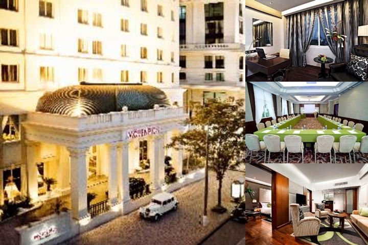 Movenpick Hotel Hanoi photo collage