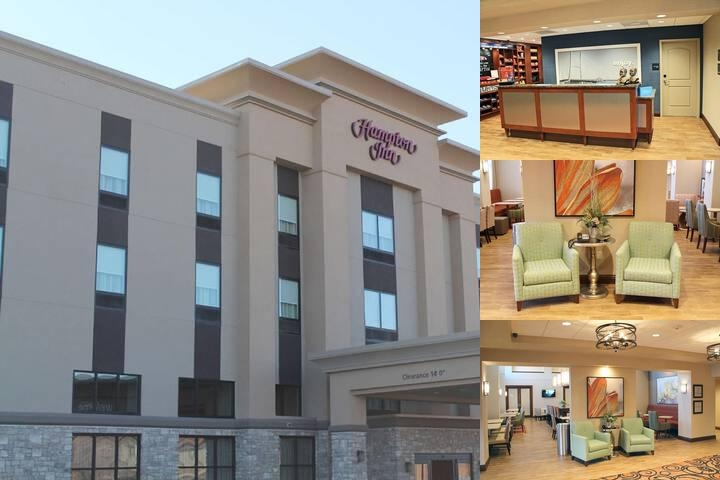 Hampton Inn Cape Girardeau I 55 East photo collage