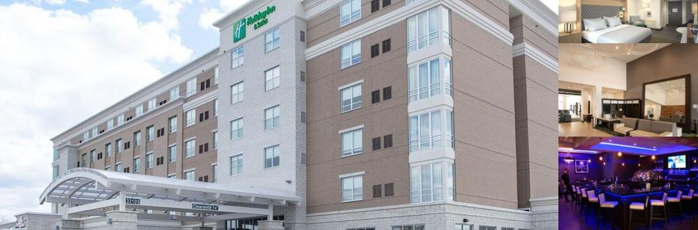 Holiday Inn & Suites Farmington Hills Detroit Nw photo collage
