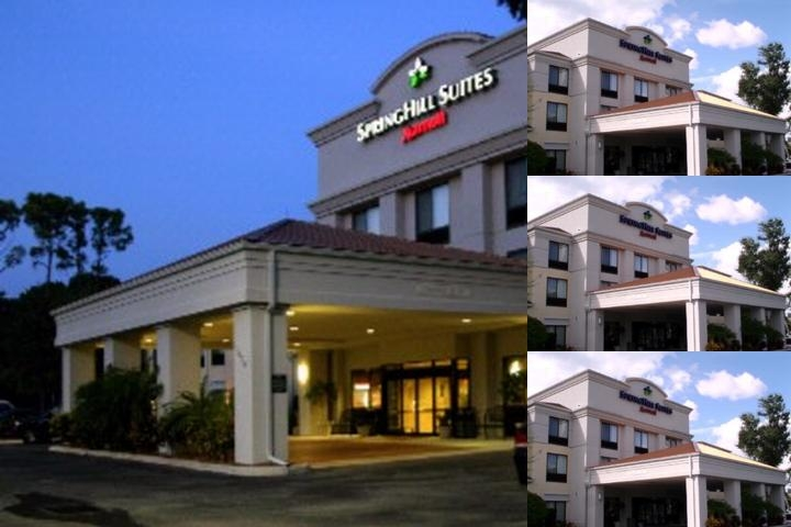 Springhill Suites Courtyard Residence Inn Srq photo collage
