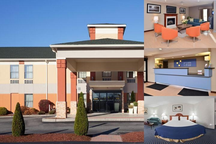 Holiday Inn Express Providence North Attleboro
