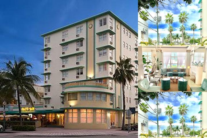 Broadmoor Miami Beach photo collage