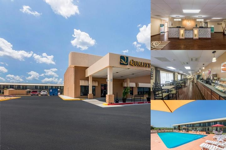 Quality Inn Shawnee photo collage