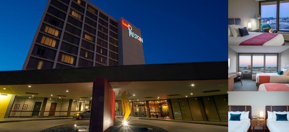 Hotel Preston Photo Collage