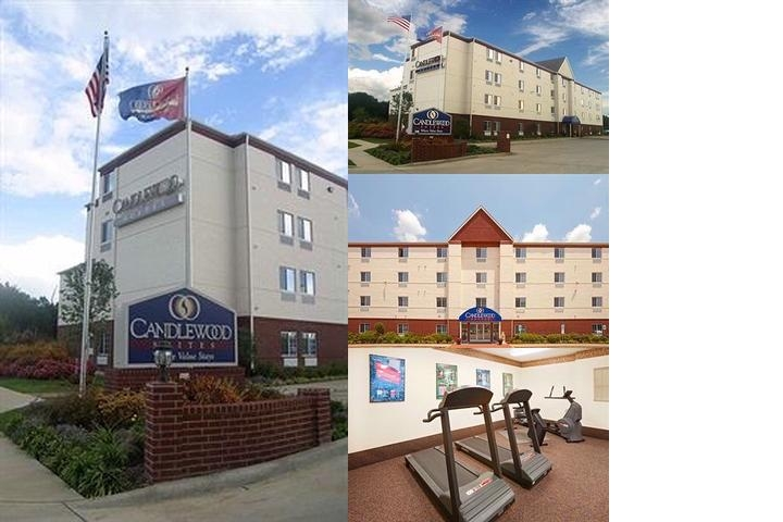 Candlewood Suites Tyler photo collage