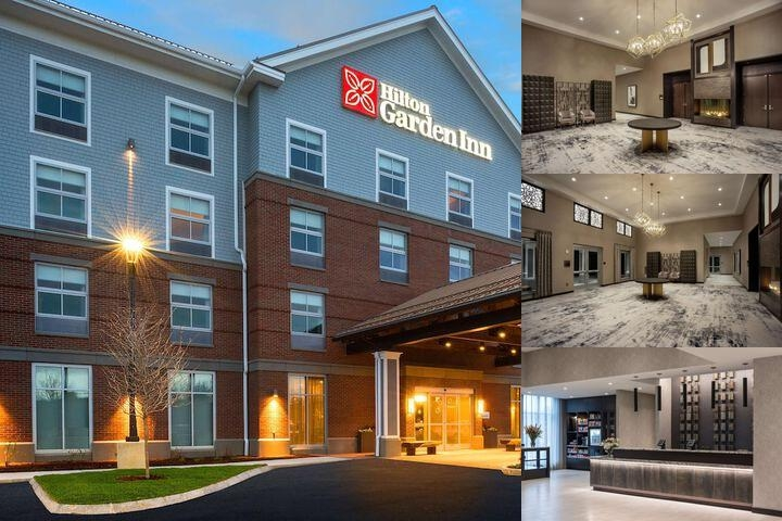 Hilton Garden Inn Hanover Lebanon photo collage
