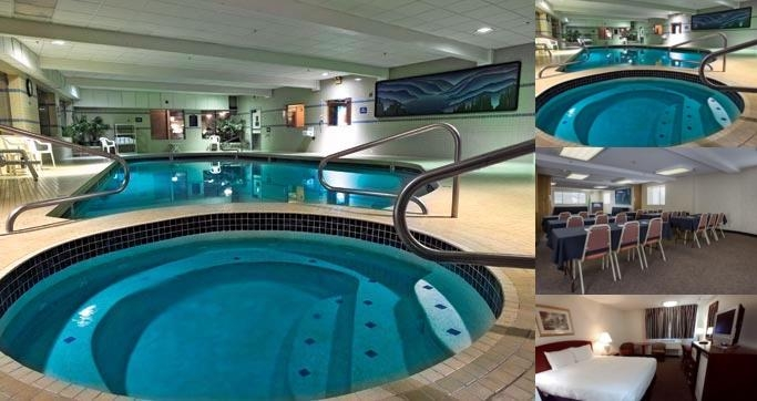 Shilo Inn & Suites Tacoma photo collage