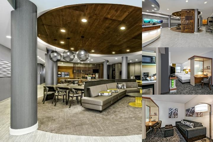 Springhill Suites Airport photo collage