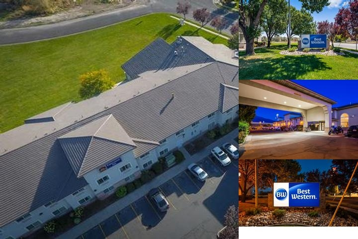 Best Western Timpanogos Inn photo collage