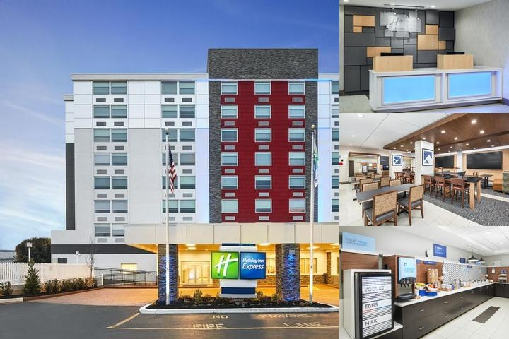 Holiday Inn Express Richmond Midtown photo collage