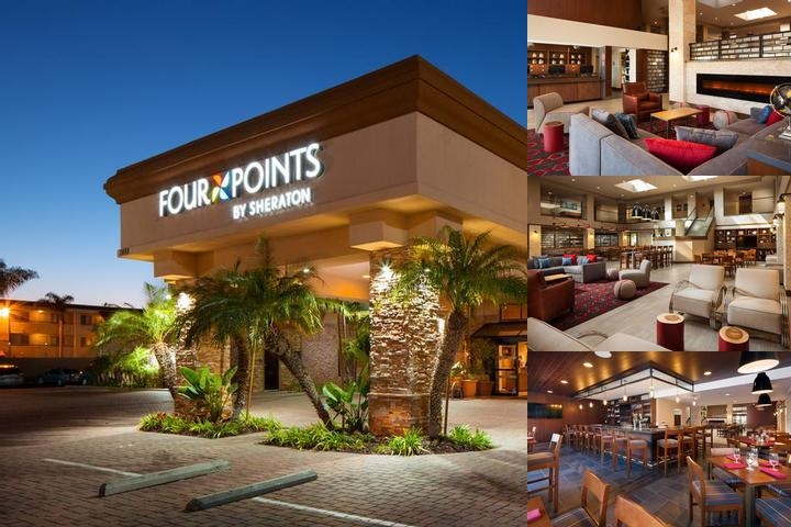 Four Points by Sheraton San Diego Seaworld photo collage