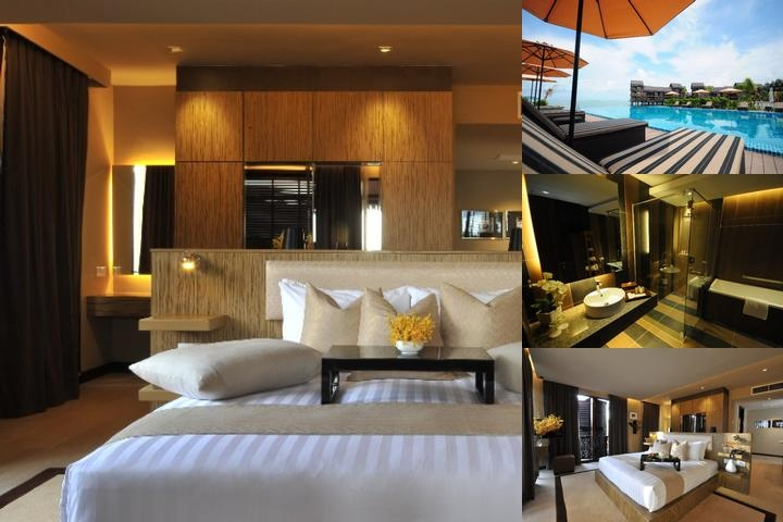 Ombak Villa Langkawi photo collage