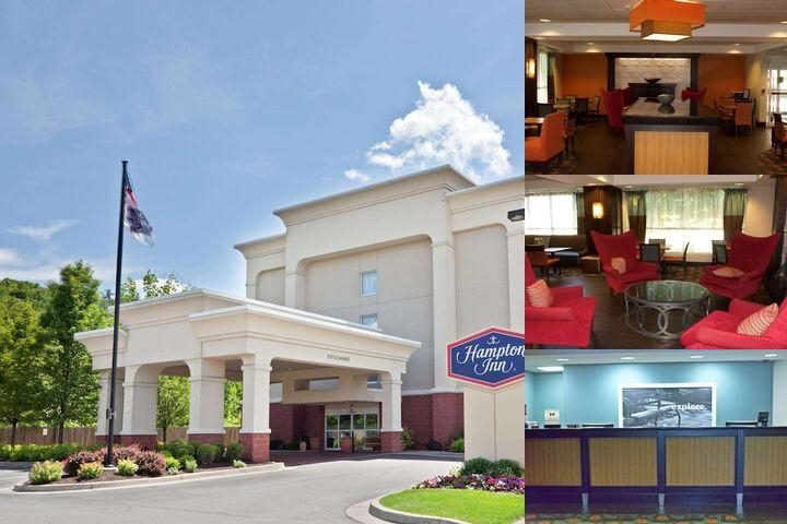 Hampton Inn Ithaca photo collage