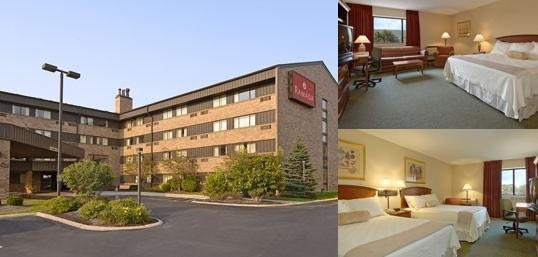 Ramada Indianapolis Airport photo collage