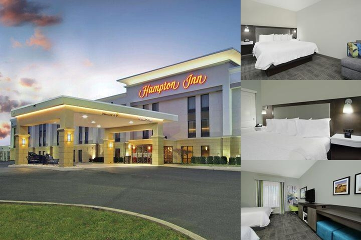 Hampton Inn Hagerstown I 81 photo collage