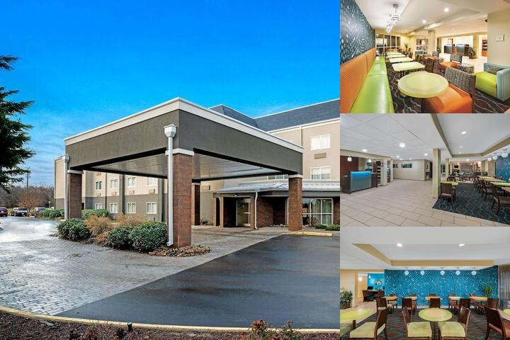 La Quinta Inn & Suites Knoxville Airport photo collage