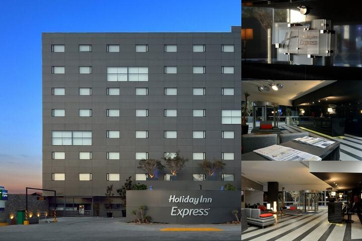 Holiday Inn Express Pachuca photo collage