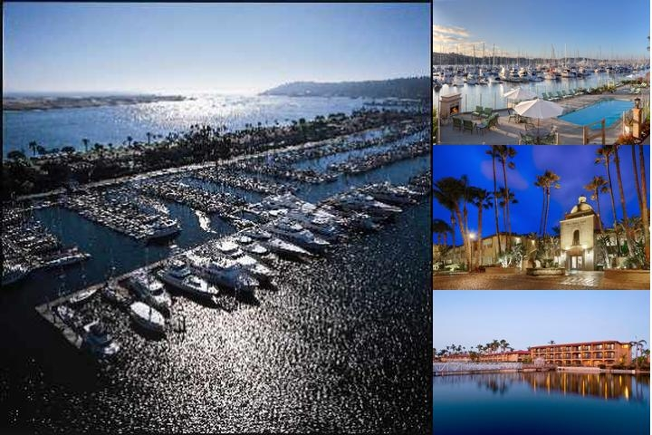 Island Palms by Best Western photo collage