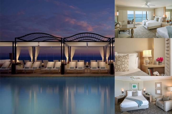 Surf & Sand Resort photo collage