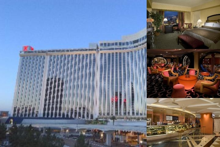 Las Vegas Hilton photo collage