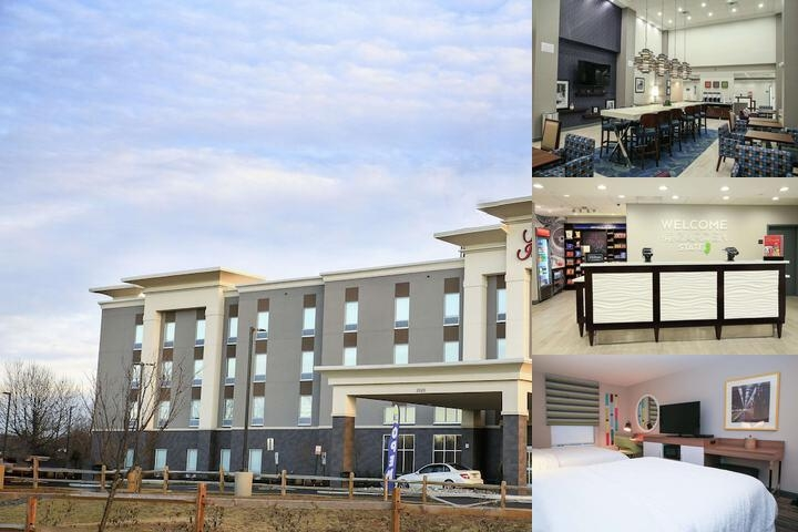 Hampton Inn & Suites Mount Laurel / Moorestown photo collage