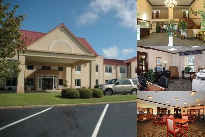 Comfort Suites of Albany photo collage