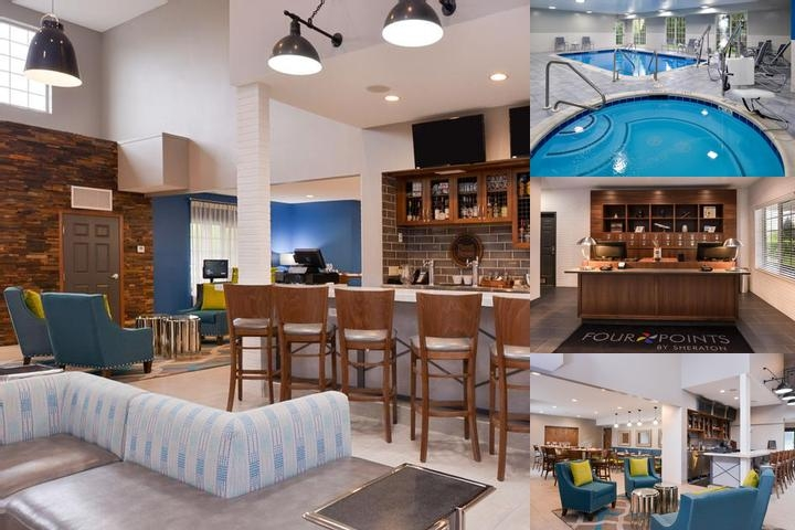 Four Points by Sheraton Mount Prospect O'hare photo collage