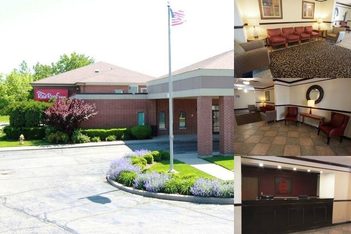 Red Roof Inn Waukegan / Gurnee photo collage
