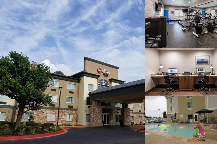 Best Western Plus Longview South Hotel photo collage