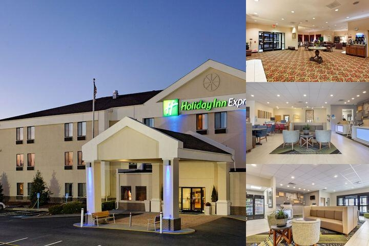 Holiday Inn Express Metropolis photo collage