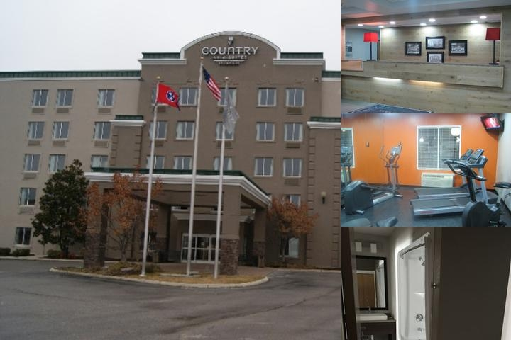 Country Inn & Suites by Radisson Cookeville Tn photo collage