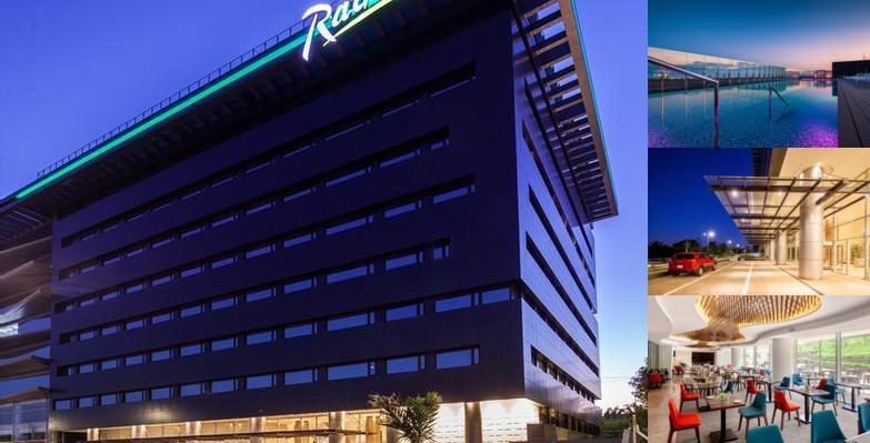 Radisson Hotel Santa Cruz Santa Cruz Avenida Segunda 4