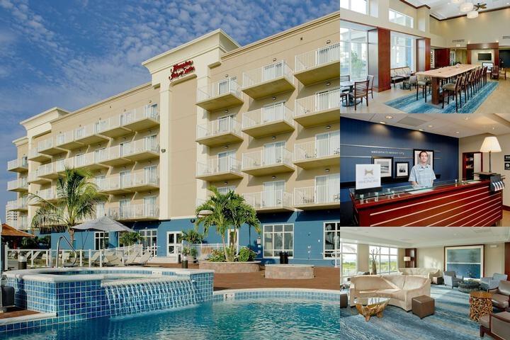Hampton Inn 174 Amp Suites Ocean City Bayfront Convention