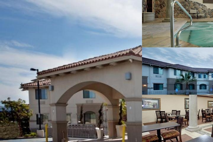 Holiday Inn Express Marina photo collage