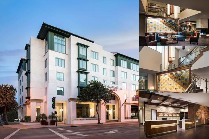 Residence Inn Los Angeles Pasadena / Old Town photo collage