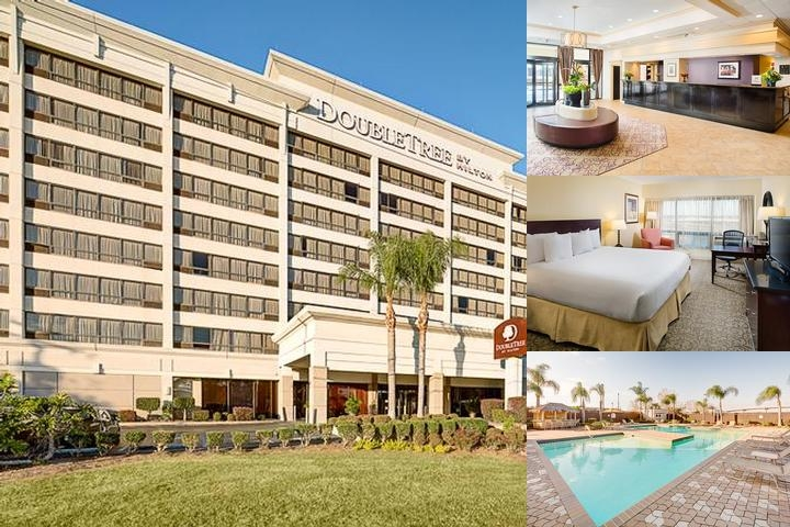 Doubletree New Orleans Airport photo collage