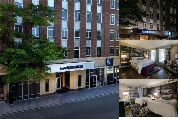 Hotel Indigo Birmingham Five Points South Uab photo collage