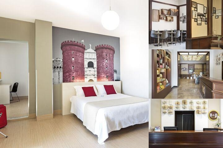 Hotel Cavour photo collage