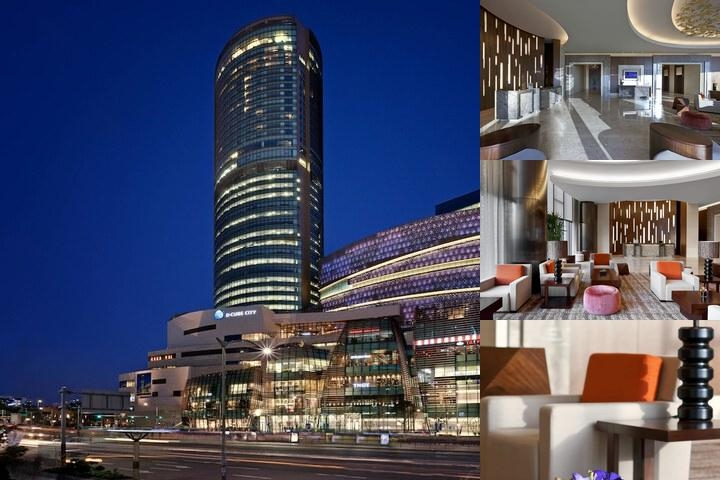 Sheraton Seoul D Cube City Hotel photo collage