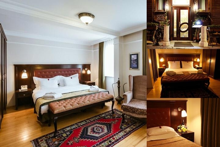 Tria Hotel Istanbul photo collage