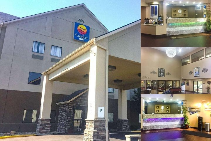Comfort Inn Grain Valley photo collage