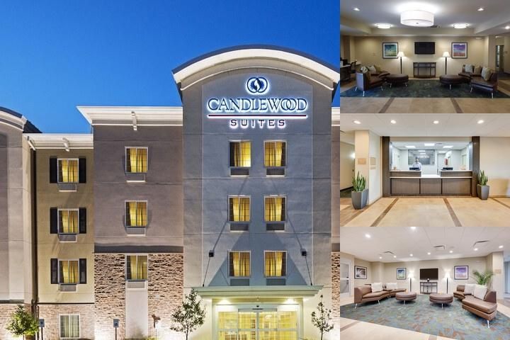 Candlewood Suites Farmers Branch photo collage