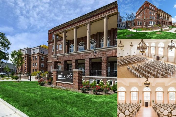 The Stella Hotel & Ballroom photo collage