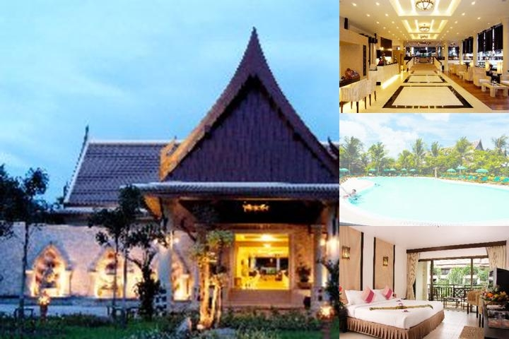 Deevana Patong Resort & Spa photo collage