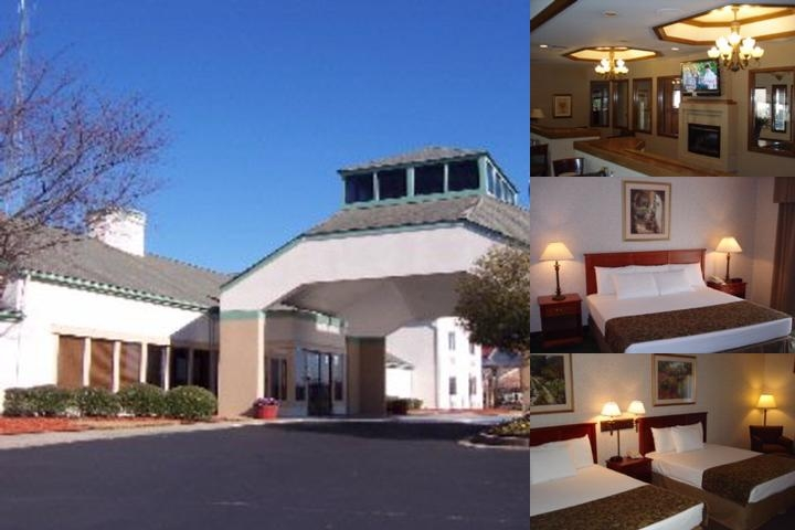 La Quinta Inn Norcross photo collage