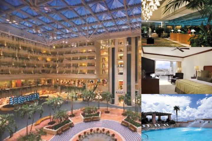Hyatt Regency Orlando International Airport photo collage