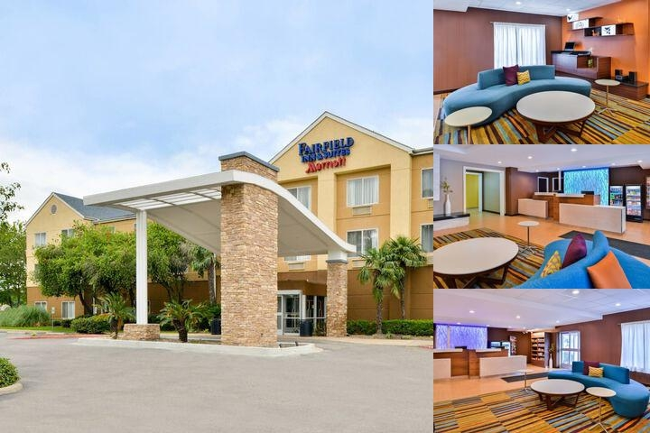 Fairfield Inn & Suites Beaumont photo collage